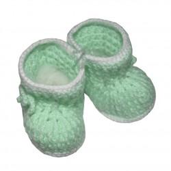 Escarpin Botica Verde / 1